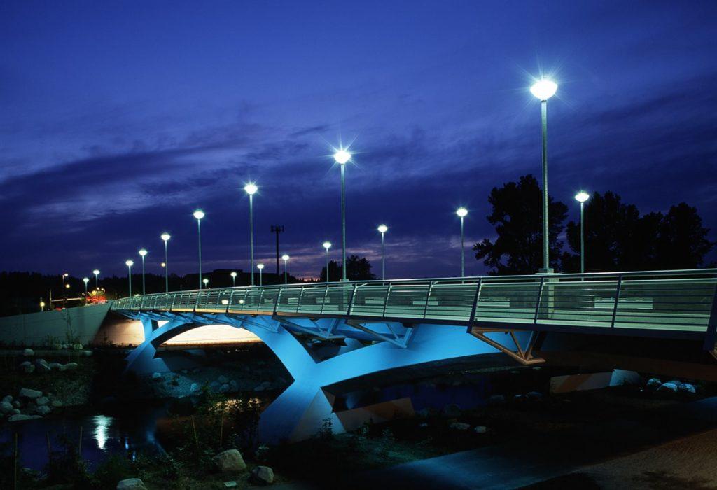 90th Street Bridge Lighting Project